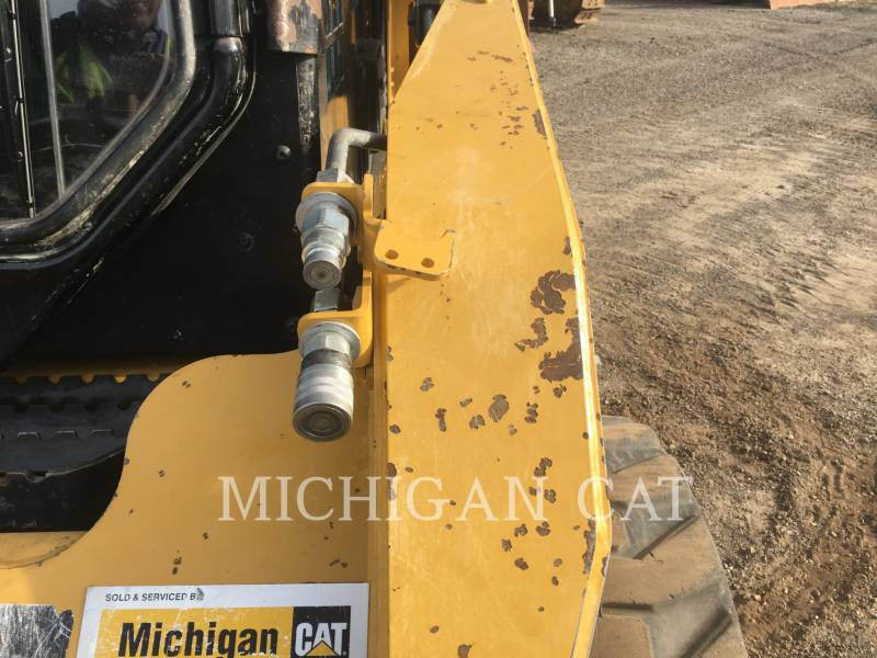 CATERPILLAR SKID STEER LOADERS 252B3 C2Q equipment  photo 19