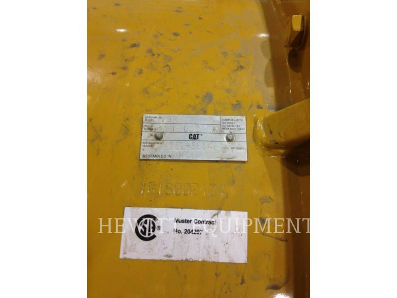CATERPILLAR COMPONENTES DE SISTEMAS 1500KW 480 VOLTS 60HZ SR5 equipment  photo 7