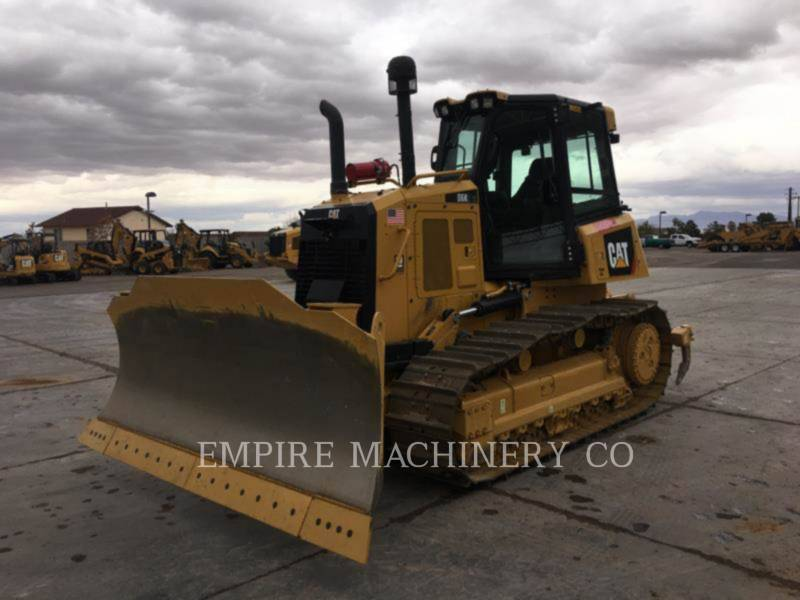 CATERPILLAR TRACK TYPE TRACTORS D6K2 ST equipment  photo 2