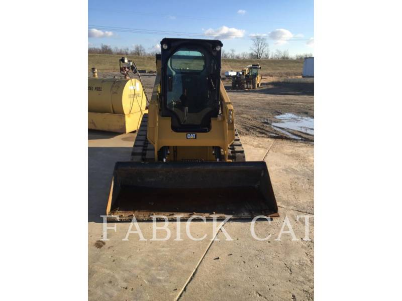 CATERPILLAR CARGADORES MULTITERRENO 259D C3H2 equipment  photo 4