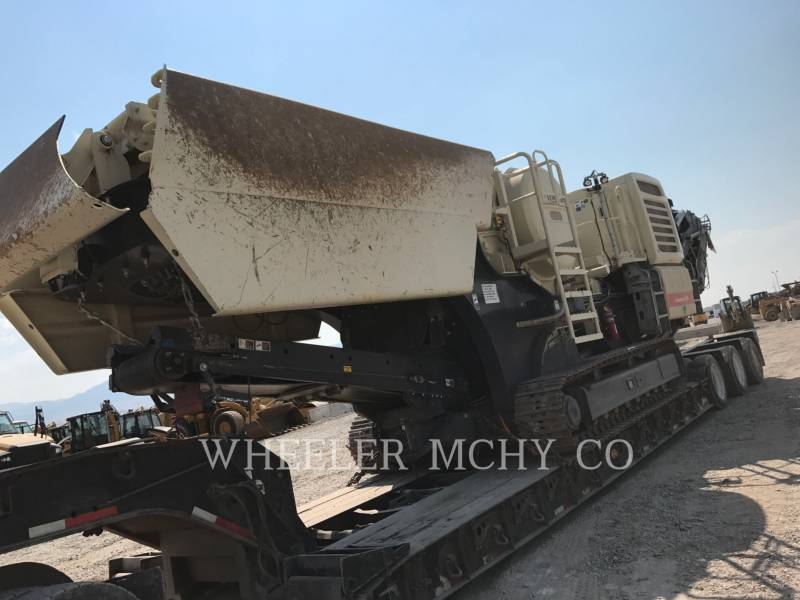 METSO TRITURADORAS LT106 JAW equipment  photo 4
