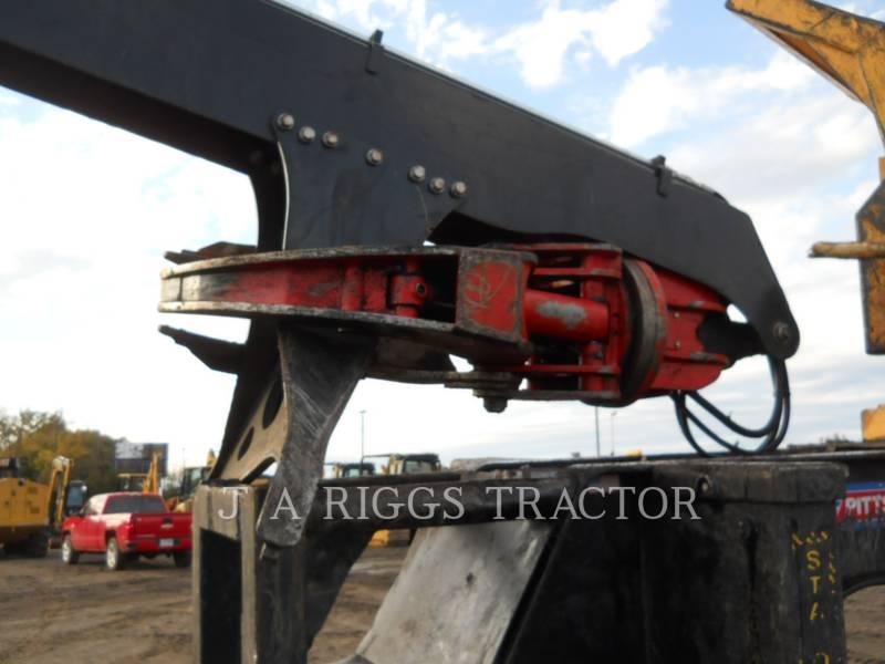 CATERPILLAR GELENKAUSLEGER-HOLZLADER 2384C equipment  photo 11