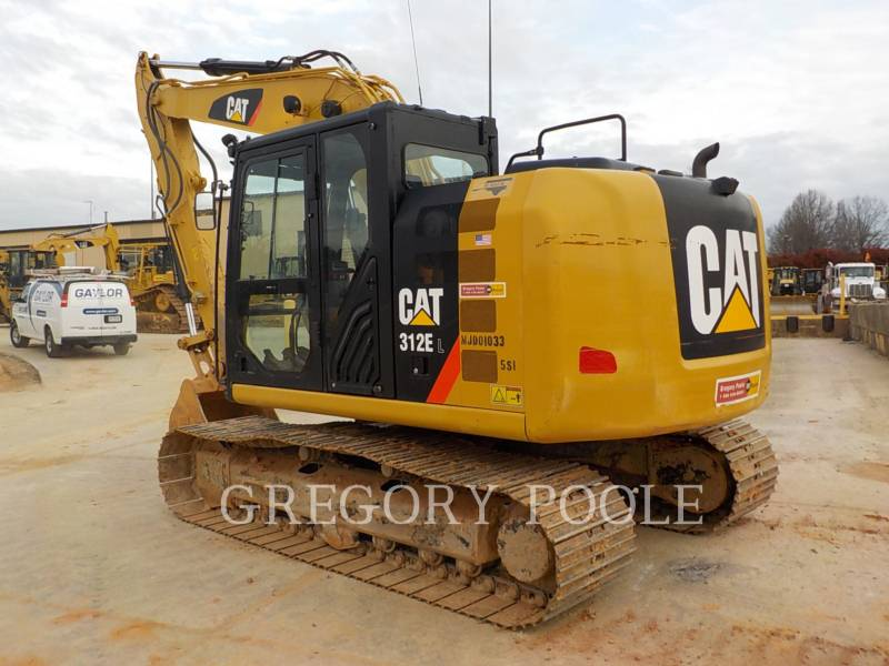 CATERPILLAR EXCAVADORAS DE CADENAS 312EL equipment  photo 7
