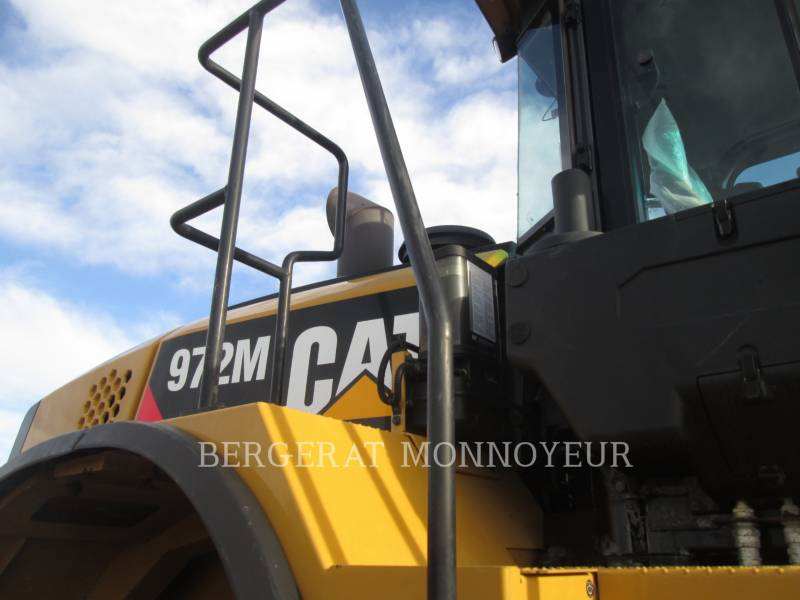 CATERPILLAR WHEEL LOADERS/INTEGRATED TOOLCARRIERS 972M equipment  photo 7