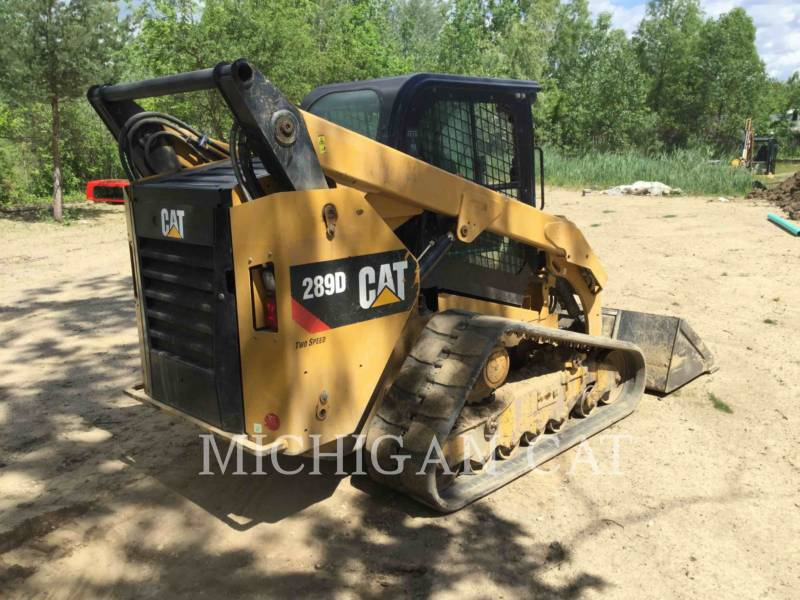 CATERPILLAR CARGADORES MULTITERRENO 289D A2Q equipment  photo 3