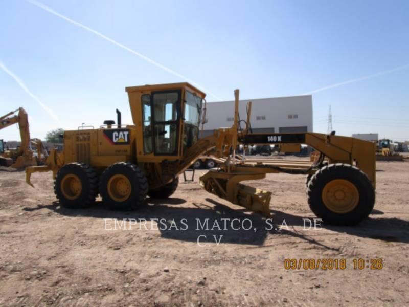 CATERPILLAR モータグレーダ 140K equipment  photo 1