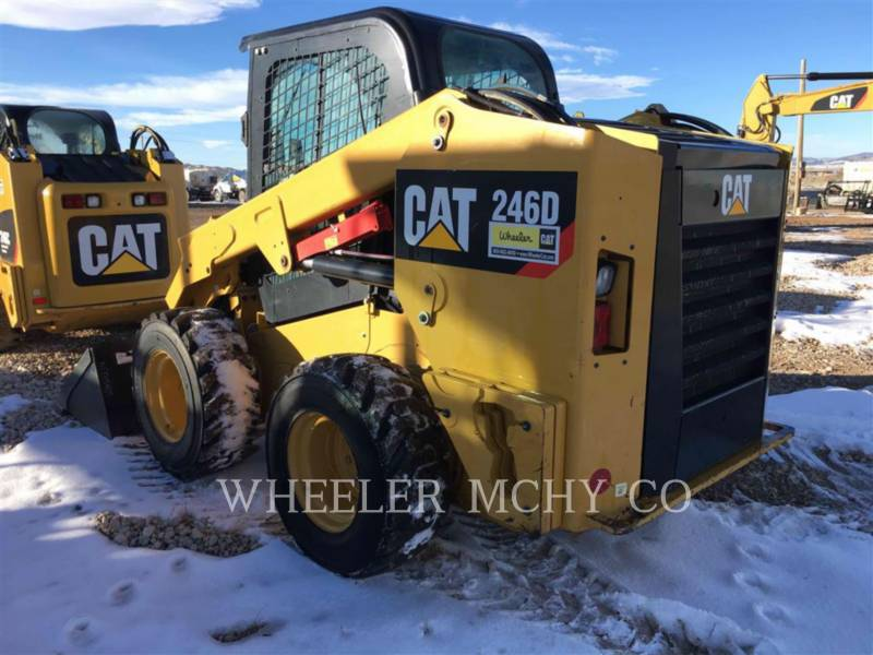 CATERPILLAR MINICARGADORAS 246D C3-H4 equipment  photo 3