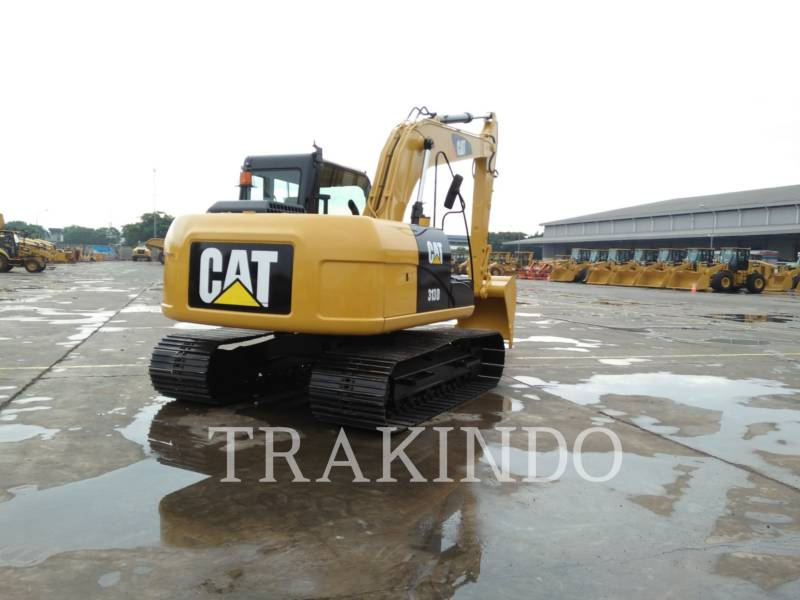 CATERPILLAR PELLES SUR CHAINES 313D equipment  photo 3