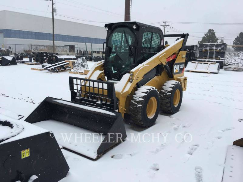 CATERPILLAR CHARGEURS COMPACTS RIGIDES 262D C3-H2 equipment  photo 3