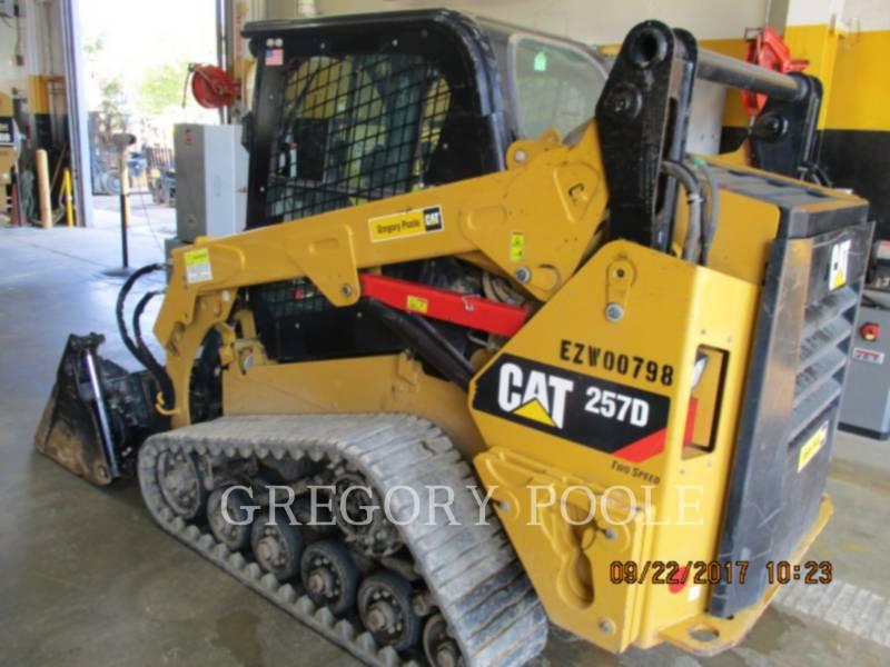 CATERPILLAR CARGADORES MULTITERRENO 257D equipment  photo 4