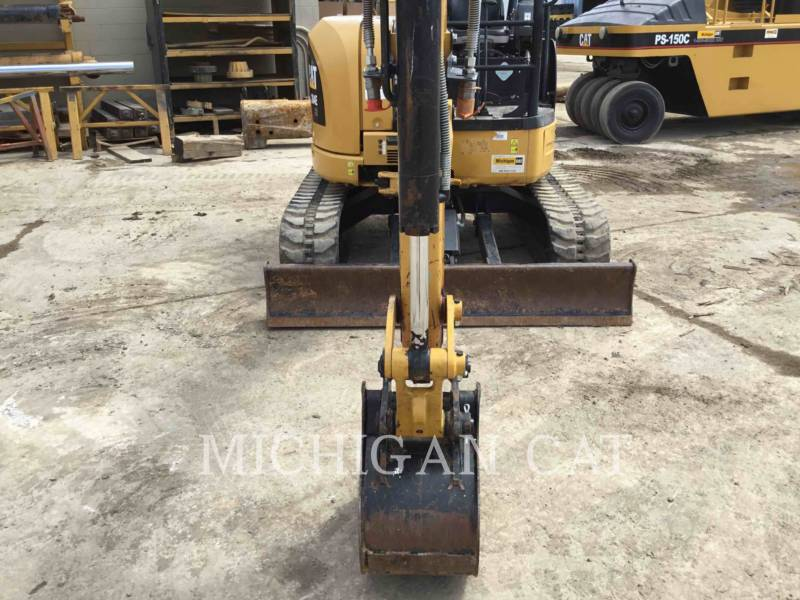 CATERPILLAR TRACK EXCAVATORS 304ECR equipment  photo 16