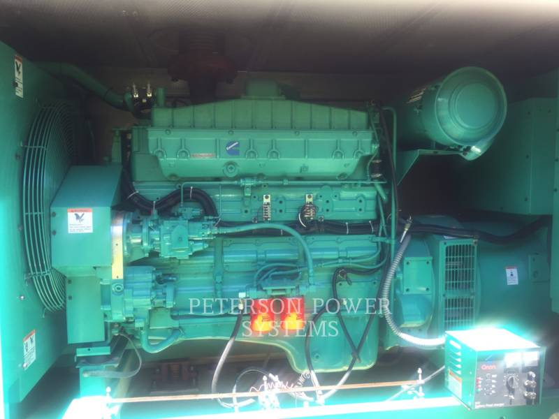CUMMINS STATIONARY GENERATOR SETS 350DFCC equipment  photo 4