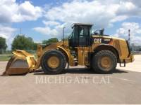 CATERPILLAR WHEEL LOADERS/INTEGRATED TOOLCARRIERS 980K LC equipment  photo 6