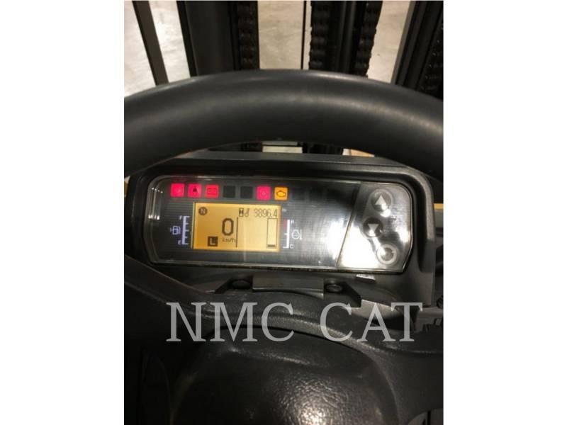 CATERPILLAR LIFT TRUCKS GABELSTAPLER 2C6000_MC equipment  photo 6