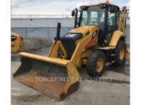 Equipment photo CATERPILLAR 416F2 ST BACKHOE LOADERS 1