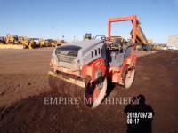 Equipment photo HAMM USA HD14 VIBRATORY DOUBLE DRUM ASPHALT 1