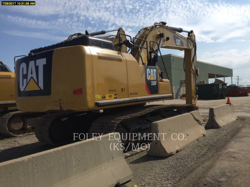 CATERPILLAR ESCAVADEIRAS 336FL12 equipment  photo 3