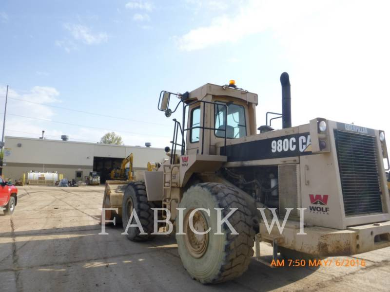 CATERPILLAR CARGADORES DE RUEDAS 980 C equipment  photo 4