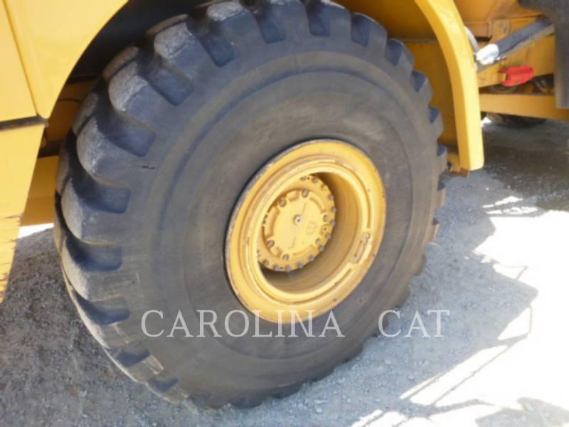 CATERPILLAR KNICKGELENKTE MULDENKIPPER 740 B equipment  photo 8