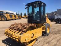 Equipment photo CATERPILLAR CS44 振动单碾轮衬垫 1