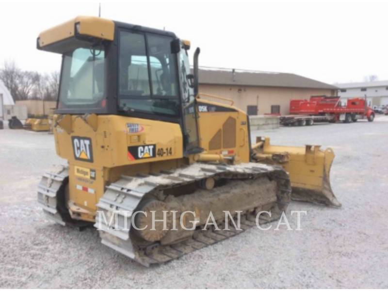 CATERPILLAR TRACK TYPE TRACTORS D5KL CAG equipment  photo 4