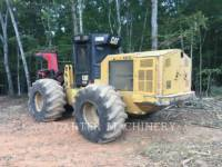 Equipment photo CATERPILLAR 573C FORESTRY - FELLER BUNCHERS 1