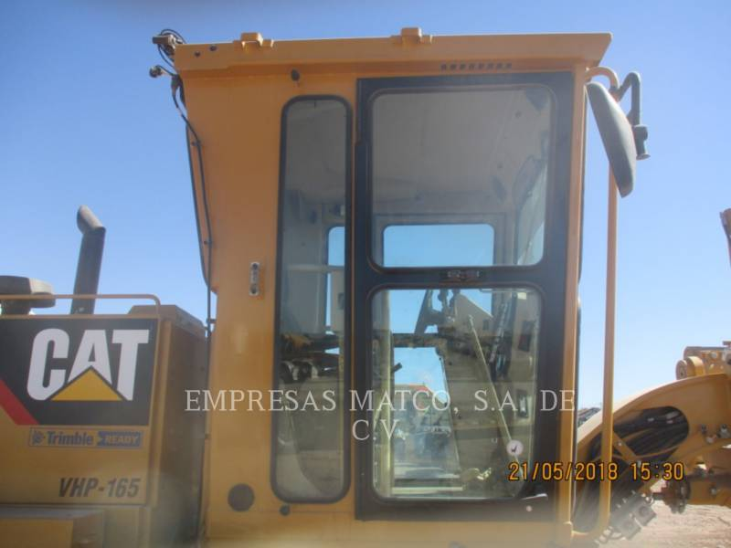 CATERPILLAR MOTORGRADER 12K equipment  photo 9