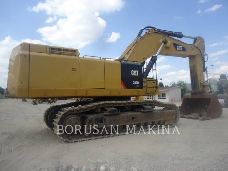 CATERPILLAR TRACK EXCAVATORS 390DL equipment  photo 2