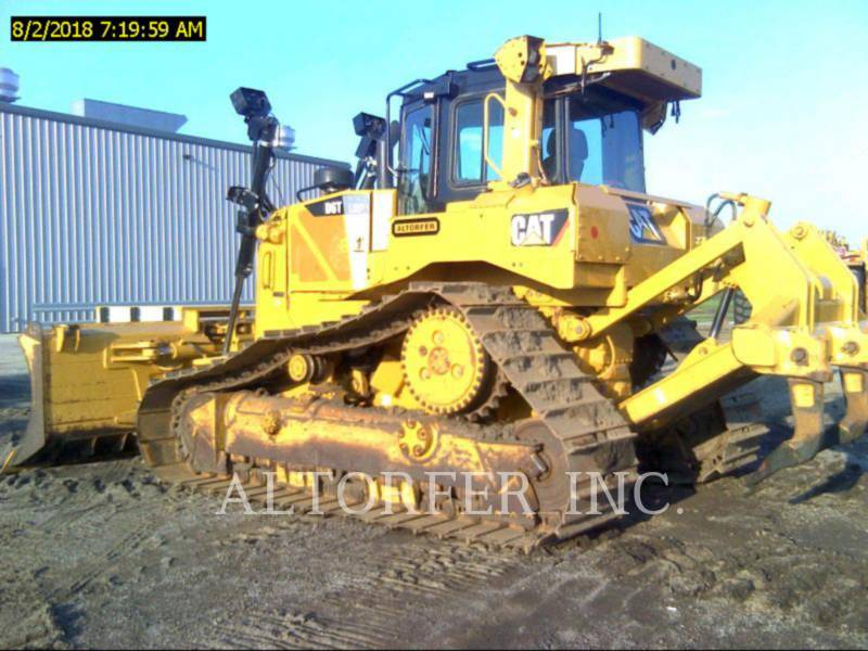 CATERPILLAR CIĄGNIKI GĄSIENICOWE D6TLGPVP equipment  photo 2
