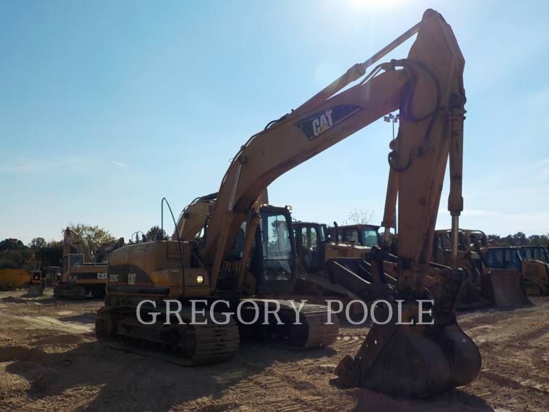 CATERPILLAR TRACK EXCAVATORS 320C L equipment  photo 4