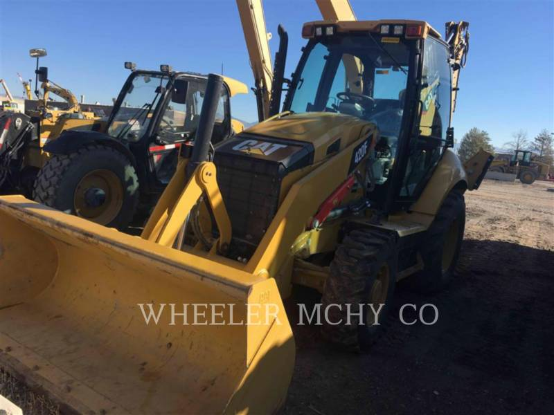 CATERPILLAR RETROEXCAVADORAS CARGADORAS 420F E equipment  photo 1