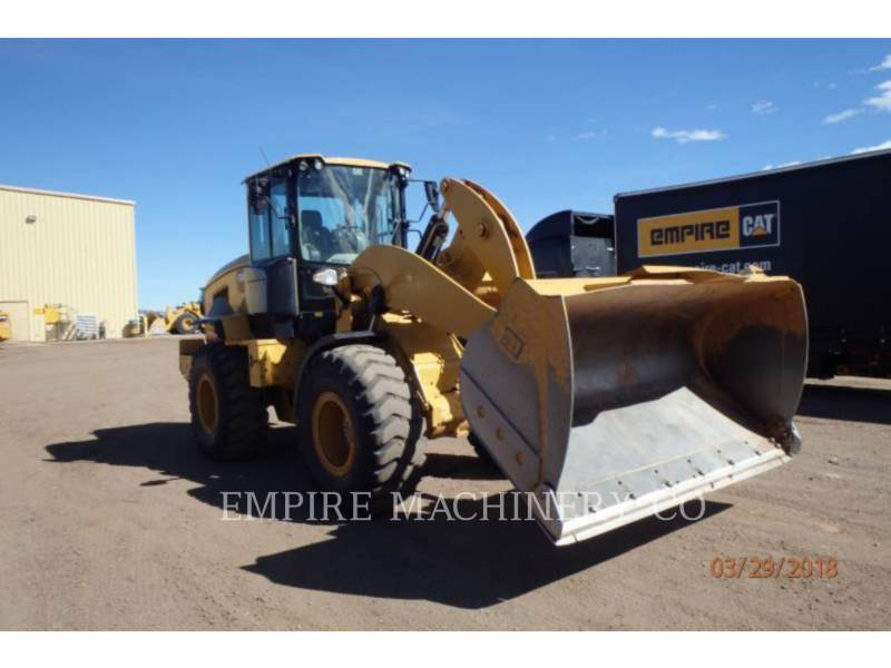 CATERPILLAR CARGADORES DE RUEDAS 930M equipment  photo 1