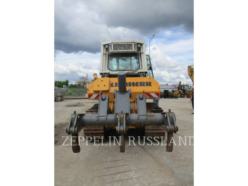 LIEBHERR TRACK TYPE TRACTORS PR 734 L LITRONIC equipment  photo 4