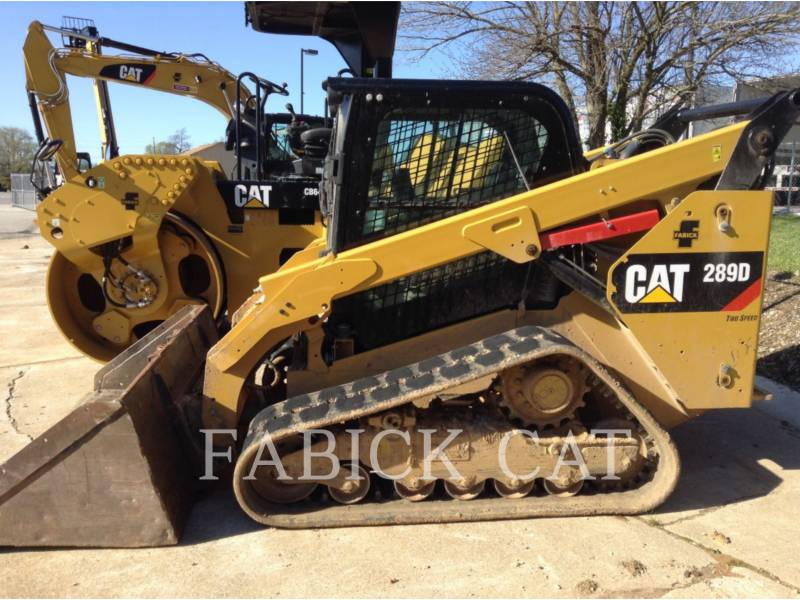 CATERPILLAR CARGADORES MULTITERRENO 289D C3H2 equipment  photo 1