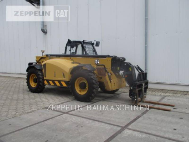 CATERPILLAR CHARGEUR À BRAS TÉLESCOPIQUE TH417CGC equipment  photo 3