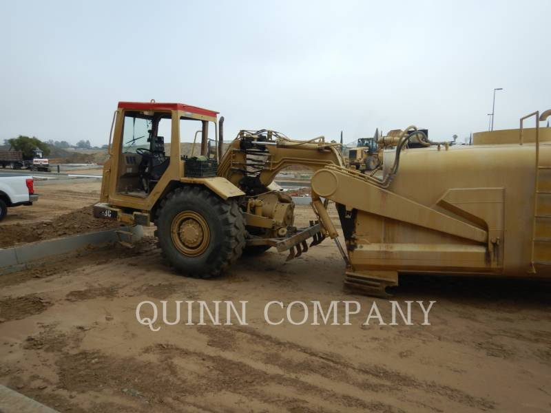 CATERPILLAR WHEEL TRACTOR SCRAPERS 613C WW equipment  photo 4