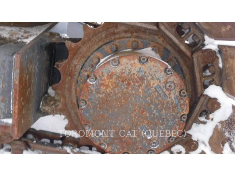 KOMATSU PELLES SUR CHAINES PC138 US LC equipment  photo 8