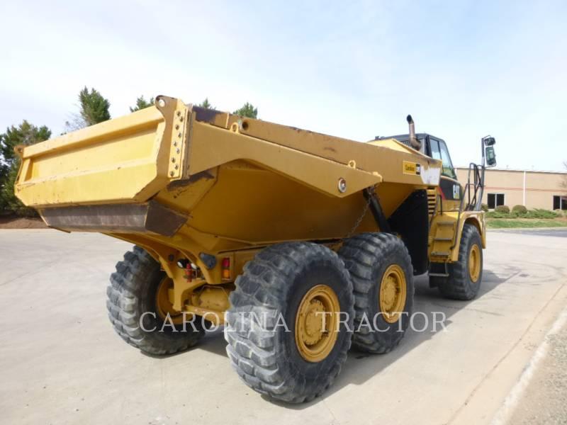 CATERPILLAR ARTICULATED TRUCKS 725 equipment  photo 4