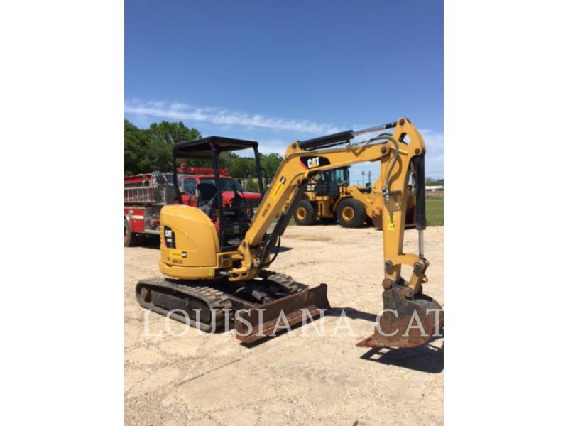 CATERPILLAR EXCAVADORAS DE CADENAS 303E CR equipment  photo 1