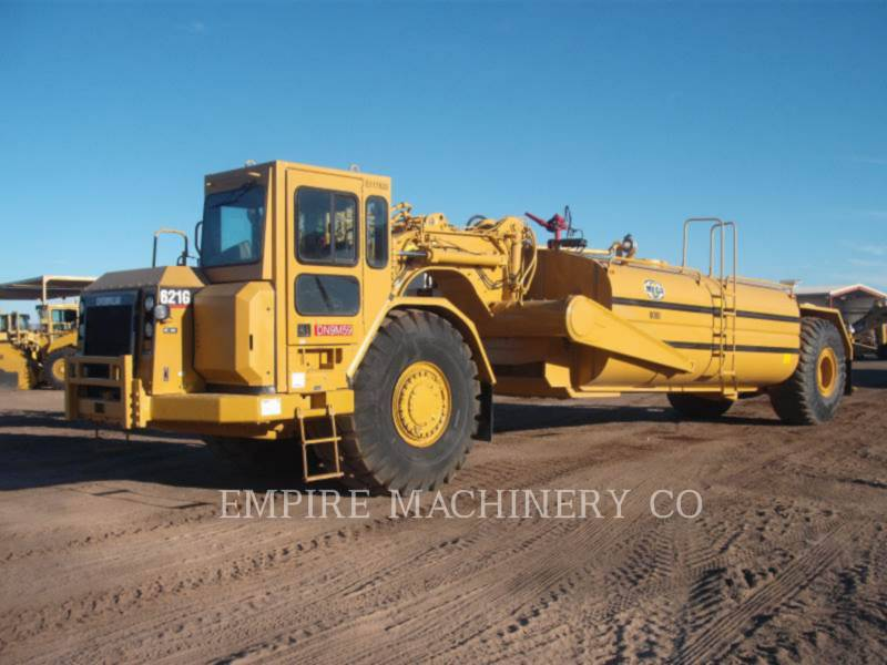 CATERPILLAR 給水ワゴン 621G WW equipment  photo 1