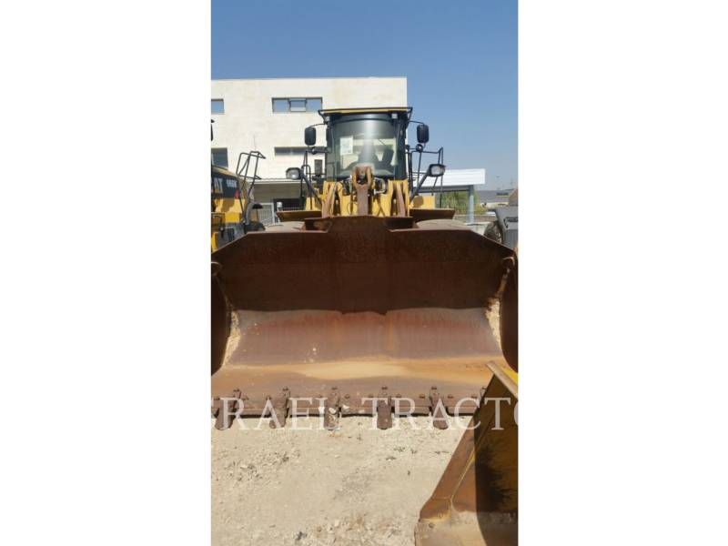 CAT TRADE-IN WHEEL LOADERS/INTEGRATED TOOLCARRIERS 966K equipment  photo 2