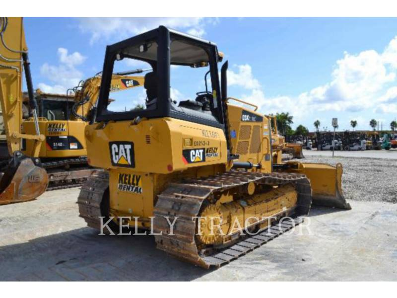 CATERPILLAR TRATORES DE ESTEIRAS D3K2LGP equipment  photo 3