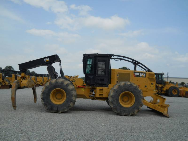 CATERPILLAR FORESTRY - SKIDDER 535D equipment  photo 6