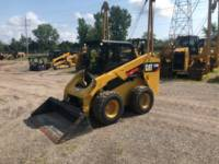 CATERPILLAR PALE COMPATTE SKID STEER 246 D equipment  photo 1