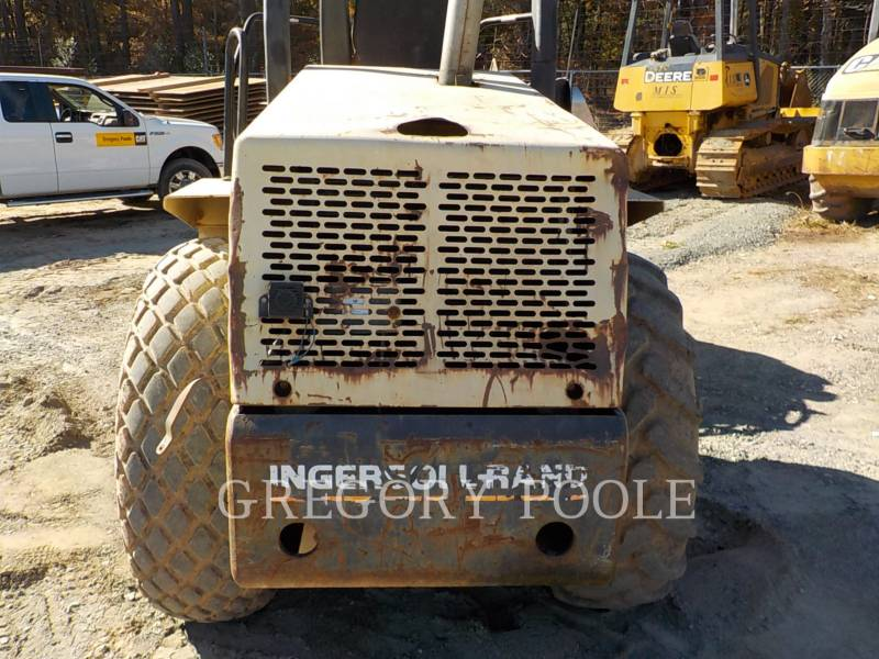 INGERSOLL-RAND VIBRATORY SINGLE DRUM PAD SD-70D PRO-PAC equipment  photo 14
