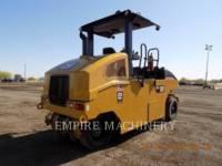 CATERPILLAR COMPACTEURS SUR PNEUS CW16 equipment  photo 2