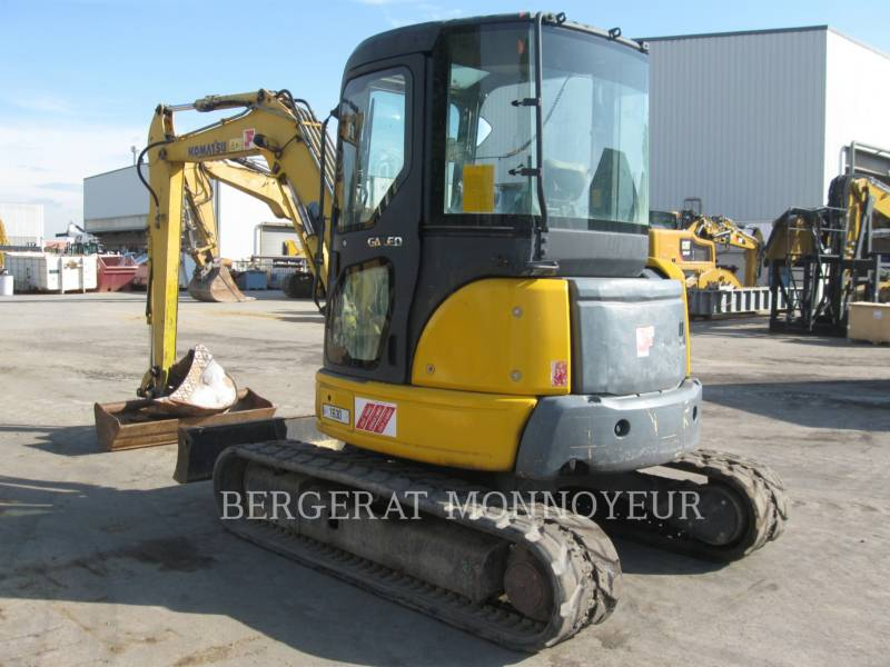 KOMATSU TRACK EXCAVATORS PC50MR.2 equipment  photo 6