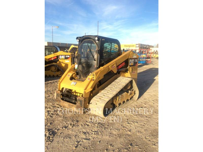 CATERPILLAR CARGADORES MULTITERRENO 279DHF equipment  photo 4