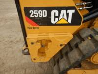 CATERPILLAR CARGADORES MULTITERRENO 259 D equipment  photo 23