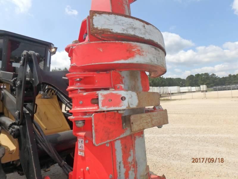 CATERPILLAR FORESTRY - FELLER BUNCHERS - WHEEL 553C equipment  photo 8